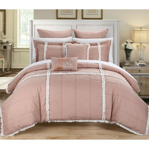 Legend 7-Piece Bedding Comforter Set