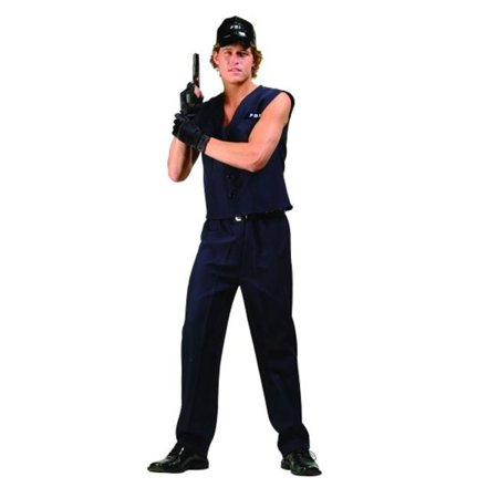 Secret Agent Man Costume - Size Large Male (Victoria's Secret Halloween Costumes For Sale)