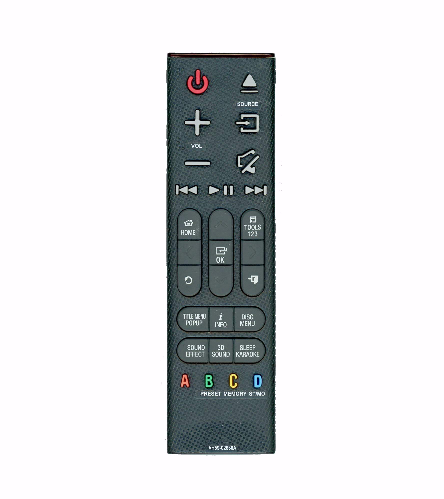 Replacement AH59-02630A Remote for Samsung Home Theater S...