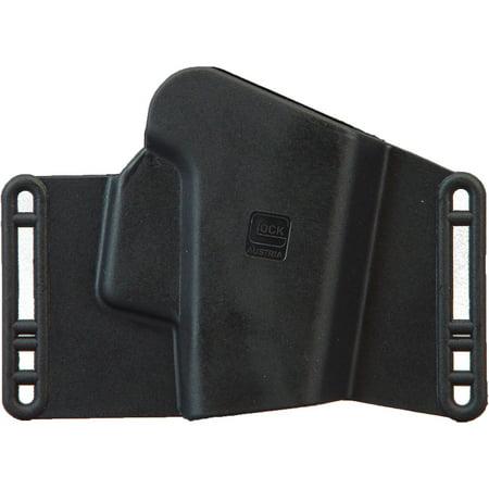 Glock Black Short (Glock OEM Sport/Combat Holster, Fits Glock 17, 19, 22, 23 with 4.5