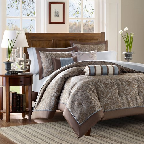 Home Essence Charlotte 6-Piece Duvet Cover Set