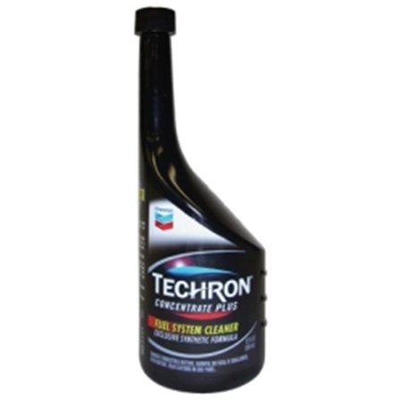 Chevron 266368279 Techron Concentrate Plus Fuel System Cleaner   Case Of 6