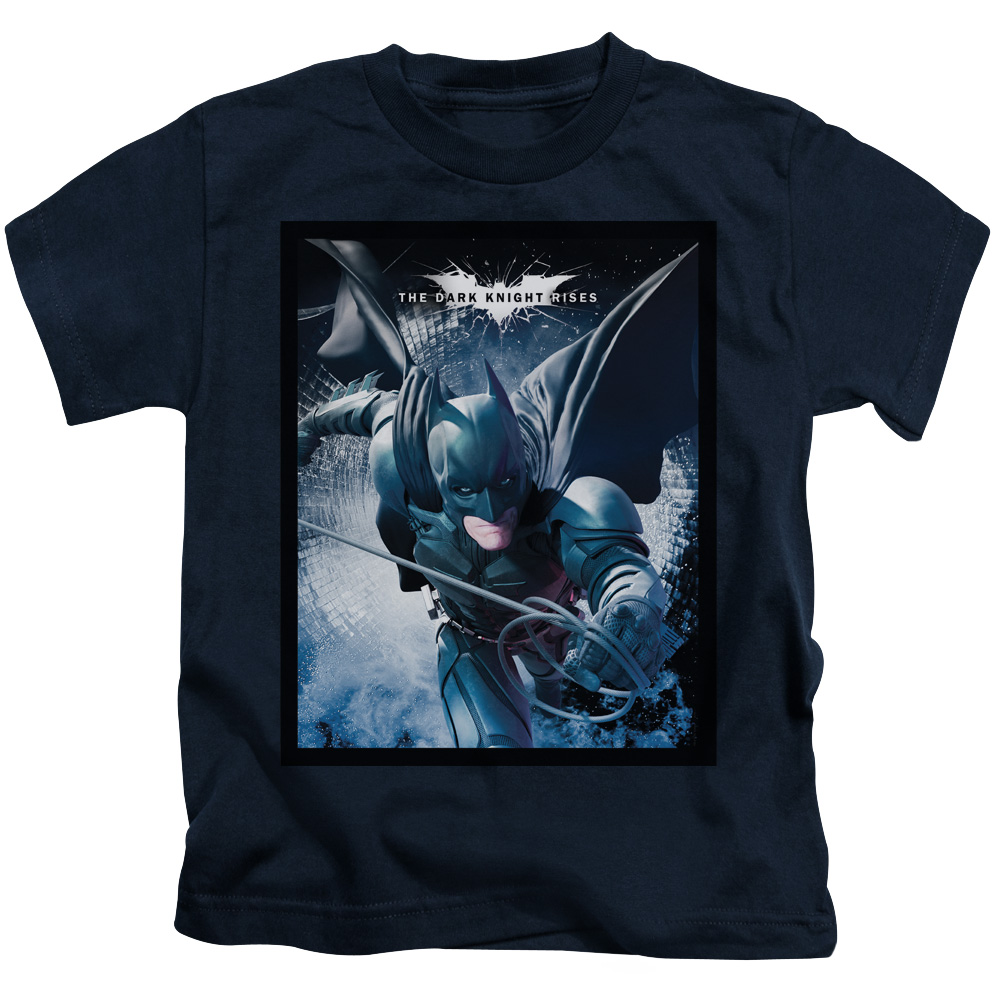 DARK KNIGHT RISES/SWING INTO ACTION - S/S JUVENILE 18/1 - NAVY - SM (4)