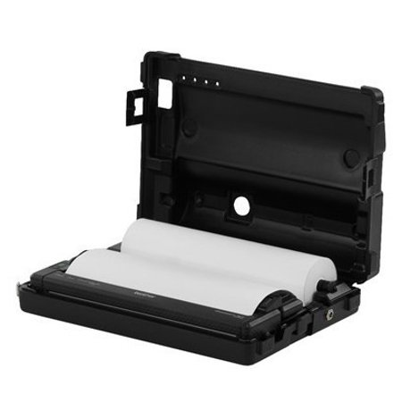 Brother Mobile Solutions Pj6 Rugged Roll Case-includes: Printer Case, Internal Power Extension - Brother Mobile Solutions