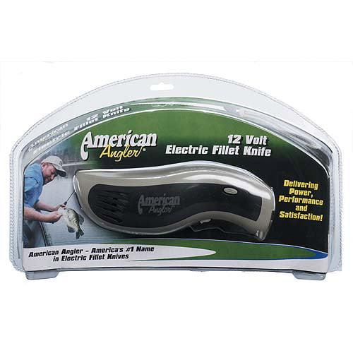American Angler Freshwater 12-Volt Electric Fillet Knife