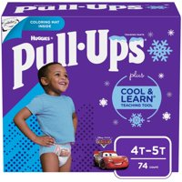 Pull-ups Boys' Cool & Learn Training Pants (Choose Size & Count)