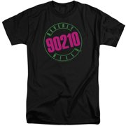 Beverly Hills 90210 Neon Mens Big and Tall Shirt