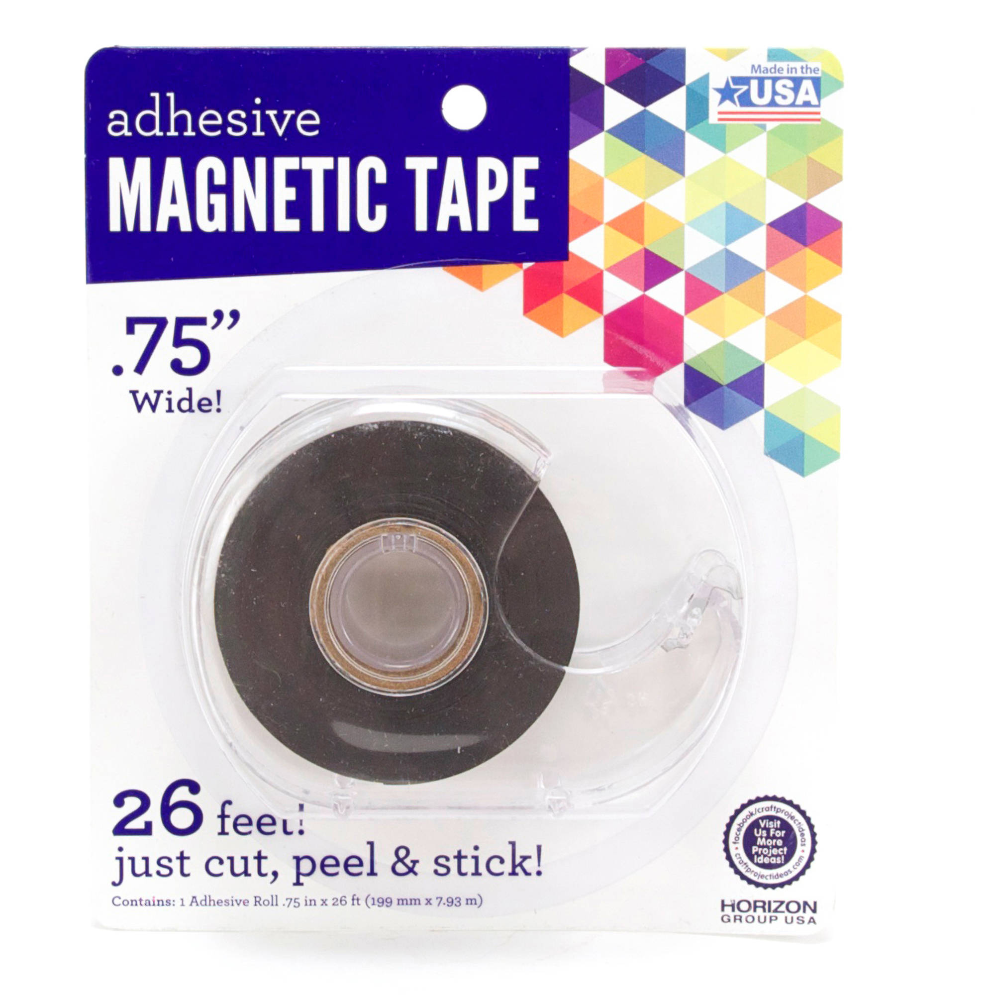 Horizon Group Adhesive Magnetic Tape