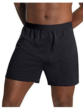 Big Men's 3 Pack Tagless Knit Boxer with ComfortFlex Waistband