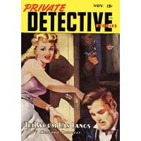 Pulp Classics : Private Detective Stories (November, 1946)