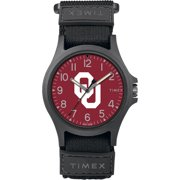 Timex - NCAA Tribute Collection Pride Men's Watch, University of Oklahoma Sooners