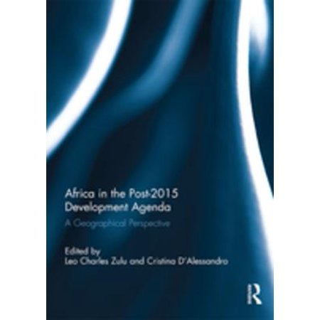 Africa in the Post-2015 Development Agenda - eBook ()
