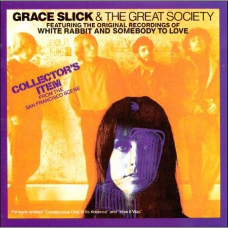 Grace Slick & the Great Society Collector's Item CD - image 1 de 1