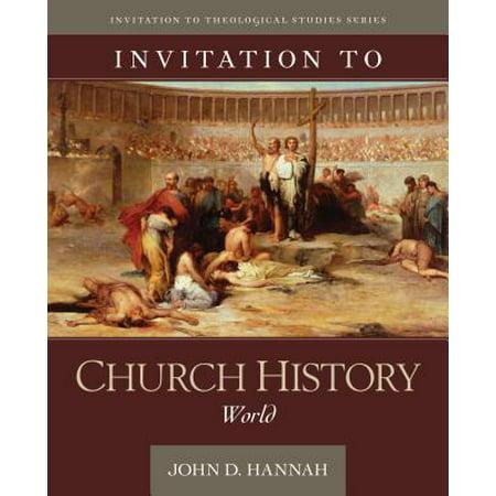 World Z (Invitation to Church History :)