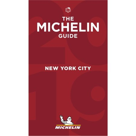Michelin guide new york city 2019 : restaurants: