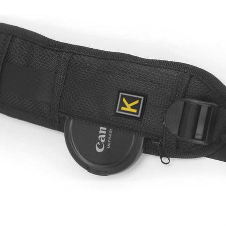 Quick Sling Camera Single Shoulder Belt Adjustable Shockproof Nylon Strap for Canon for Sony for Nikon SLR DSLR Cameras - image 3 of 7