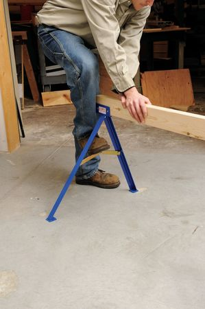 Value Brand Sawhorse, TS-27 by Qualcraft Industries
