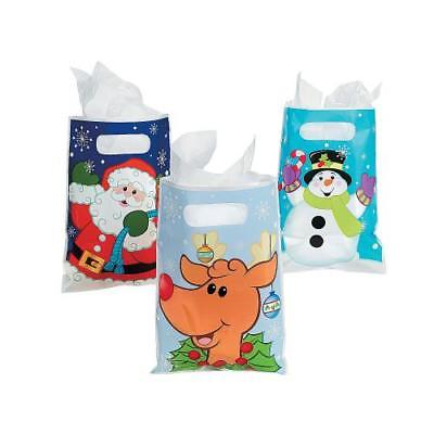 IN-4/4915 Christmas Party Favor Bags 36 Piece(s)
