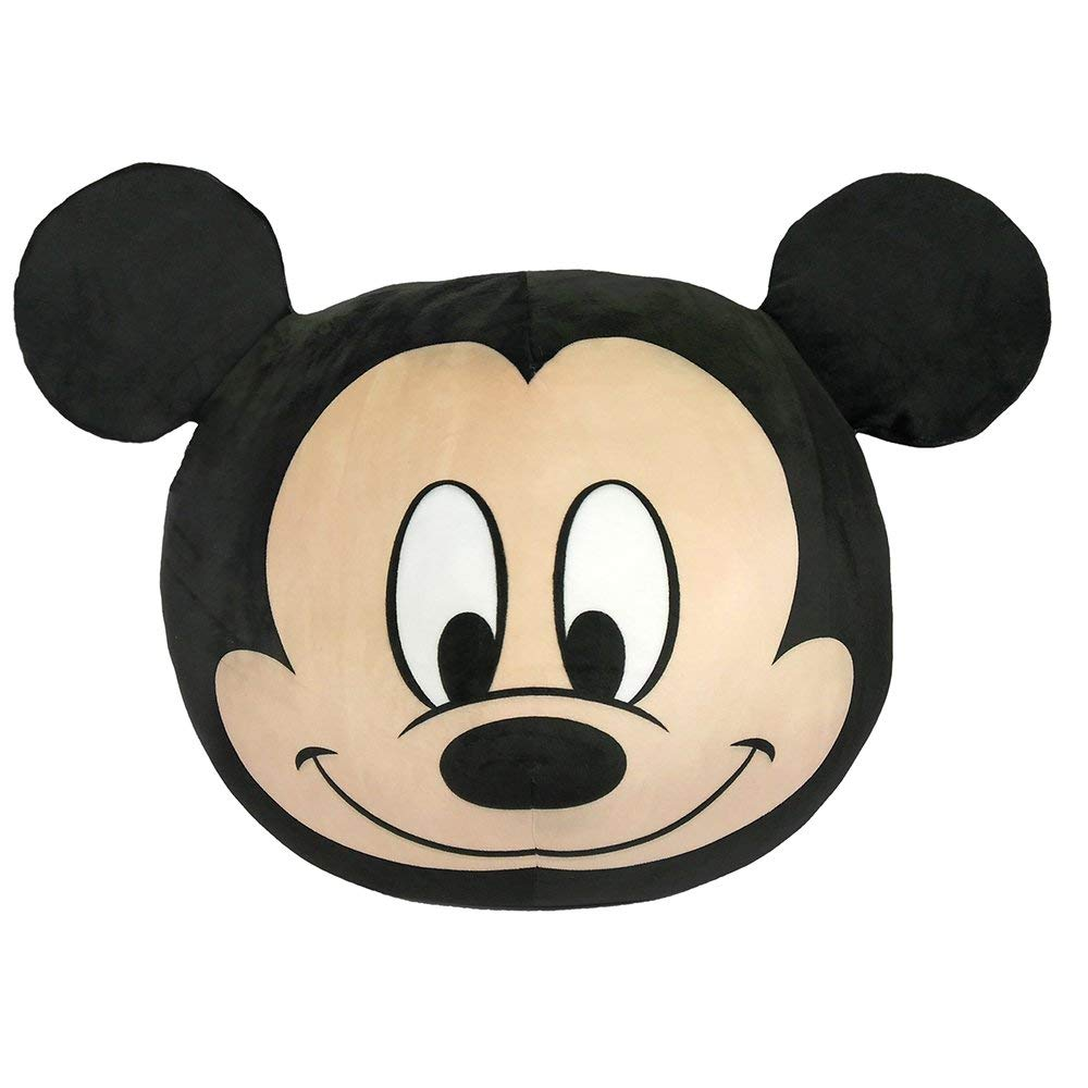 Mickey Mouse Travel Cloud Pillow