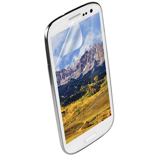 OtterBox Samsung Galaxy S3 Clearly Protected Screen Protector, Vibrant