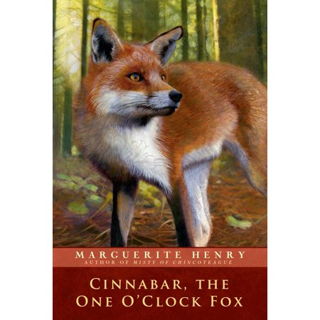 Cinnabar Type - Cinnabar, the One O'Clock Fox
