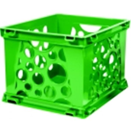 Mini Stackable Storage Crate - Green Apple](Apple Crate)