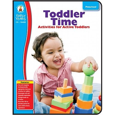 Toddler Time, Grade Preschool : Classroom Activities for Active Toddlers](Preschool Art Activity For Halloween)