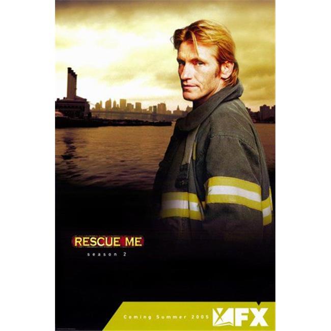 Posterazzi MOV275064 Rescue Me TV Movie Poster - 11 x 17 in. - image 1 de 1