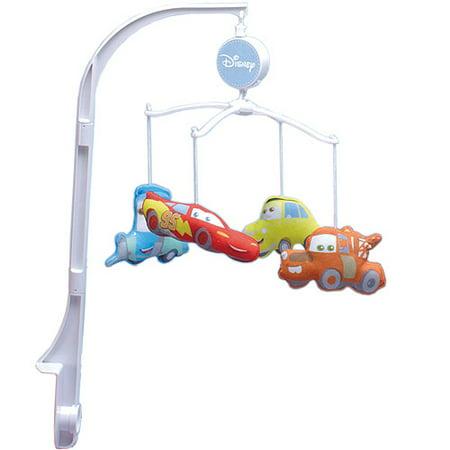 Disney Baby Cars Junior Junction Crib Mobile Walmart Com