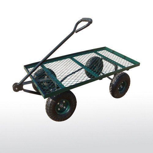 Sandusky Lee Heavy Duty Flat Nursery Cart