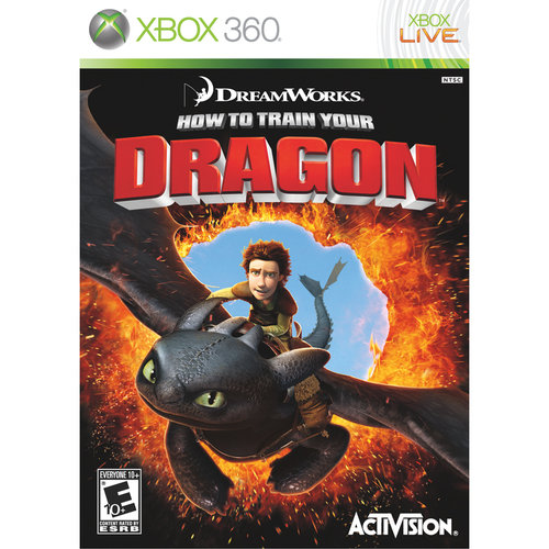 How To Train Your Dragon (Xbox 360) - Pre-Owned