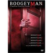 Boogeyman: 5-Movie Collection Boogeyman   Boogeyman 2   Boogeyman 3   The Boogeyman (1980)   Return Of The Boogeyman... by Sony Pictures