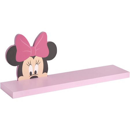 Disney Minnie Mouse Wall Shelf ()
