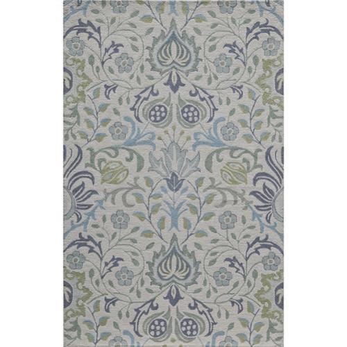 Momeni Amelia Hand-tufted Wool Rug (3'9 x 5'9) by Overstock