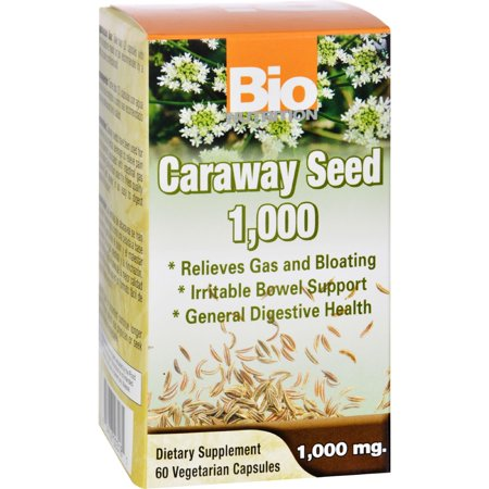 Bio Nutrition Caraway Seed Capsules  60 Ct