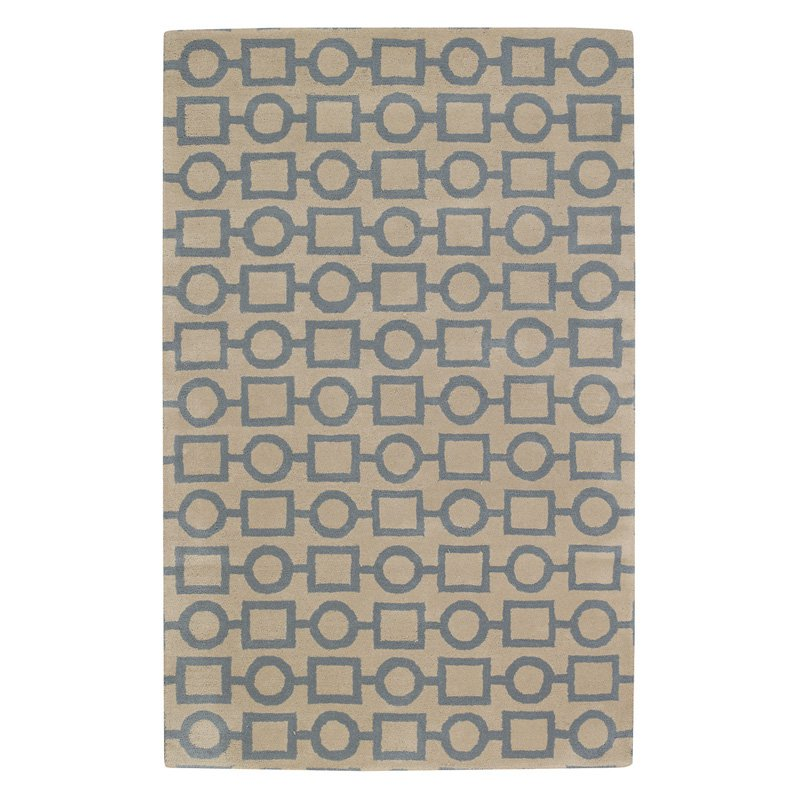 Capel Rugs Derry-Plus One Area Rug - Blue Sky