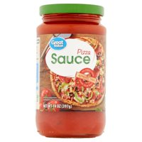 (3 Pack) Great Value Pizza Sauce, 14 oz