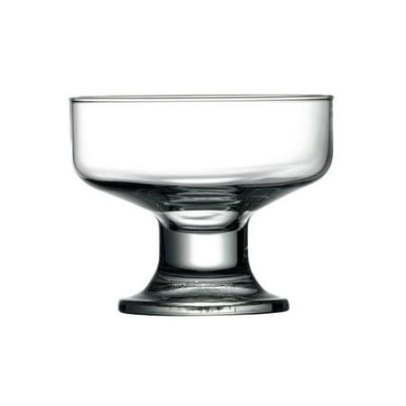 4T X 2.5B 4 Inch Round Sundae Dish/Case of - Glass Sundae Dishes