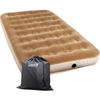 Coleman Twin Sized Flocked Air Bed