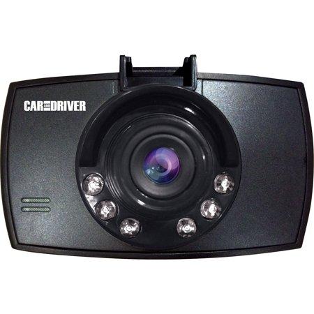 Car and Driver CDC-605 HD Dashboard Video Recorder Camera