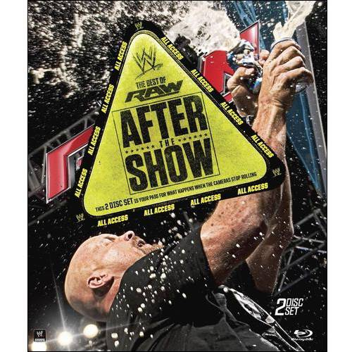 WWE: The Best Of Raw - After The Show (Blu-ray)