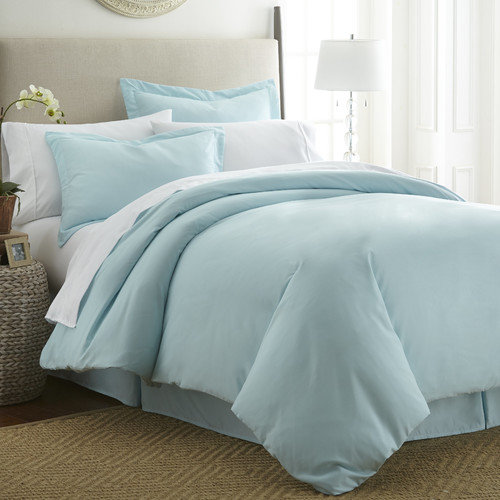 IEnjoy Home Simply Soft  Duvet Cover Set