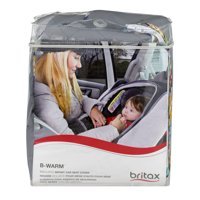 Britax B-Warm Insulated Infant Car Seat Cover - Arctic Splash