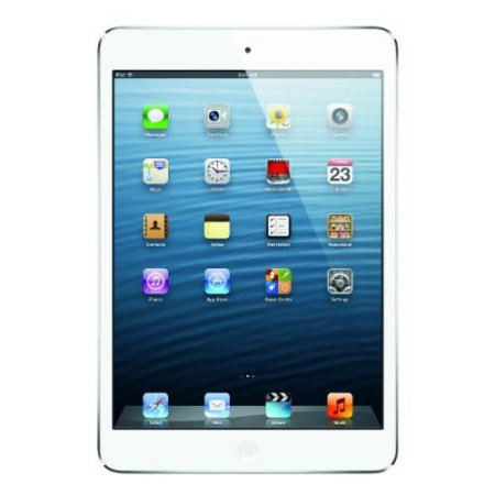 "Refurbished Apple iPad mini 16GB 7.9"" Wi-Fi Bluetooth Dual Camera - White - MD531LLA"