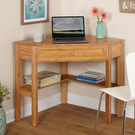 Bamboo Desk (Bamboo Corner Writing Desk )