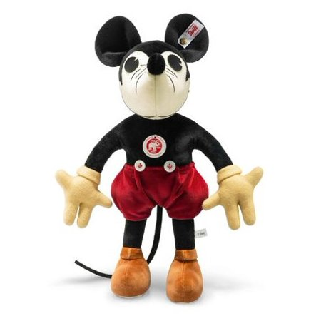 Steiff DIsney Mickey Mouse Limited Edition Teddy Bear EAN - Steiff Collection Limited Editions