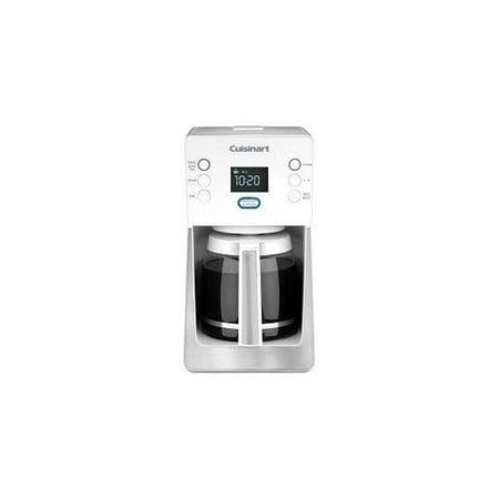 Cuisinart DCC-2800 Perfec Temp 14-Cup Programmable Coffeemaker, White - Walmart.com