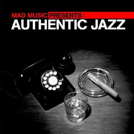 Jazz Cd - Mad Music Presents Authentic Jazz / Various