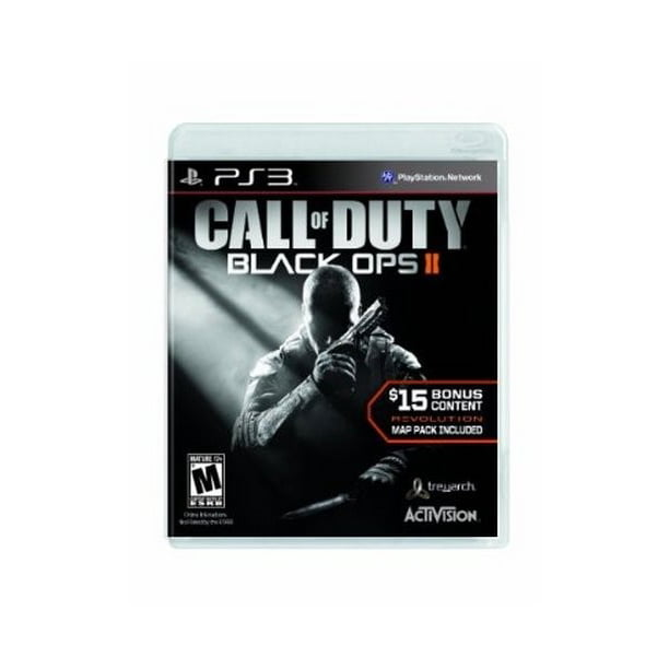 Call Of Duty Black Ops 2 Game Of The Year Ps3 Walmart Com