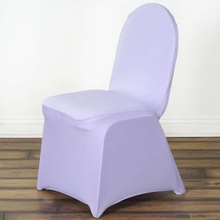 Efavormart 40pcs Stretchy Spandex Fitted Banquet Chair